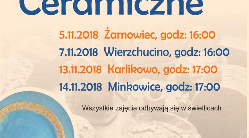 Bezpłatne warsztaty w gminie Krokowa