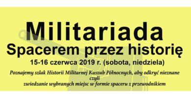 Militariada – spacerem przez historię
