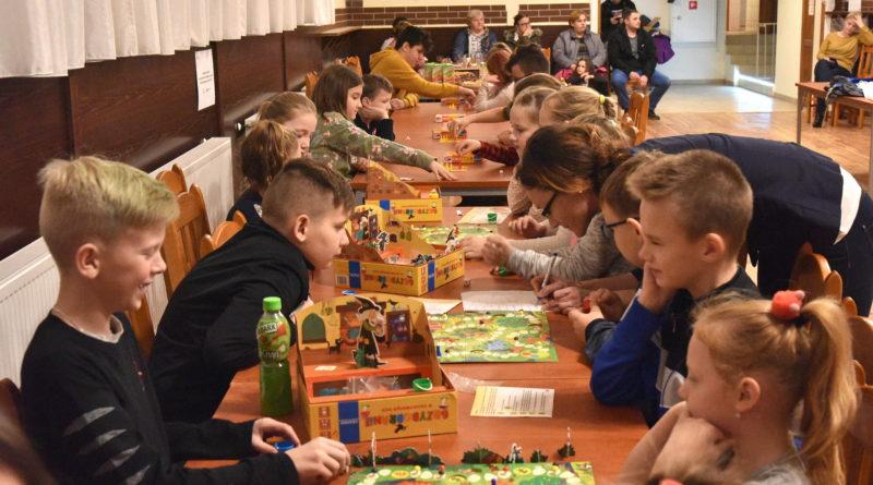 Finał gier planszowych w Sławoszynie