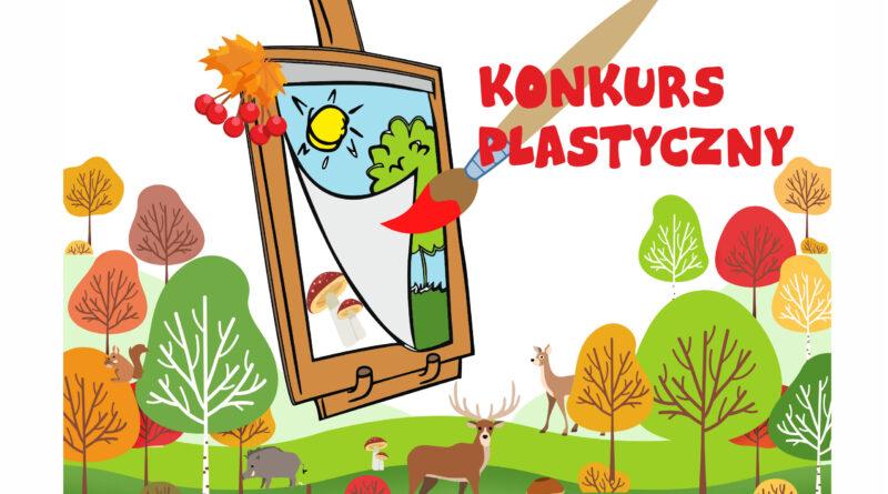 Konkurs plastyczny -FLORA i FAUNA GMINY KROKOWA