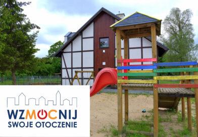 """Krokowskie Centrum Kultury pozyskało trzy granty w programie """"WzMOCnij swoje Otoczenie""""!"""