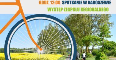 Kolej na Rower – Rowerowe spotkanie na Krokówce!